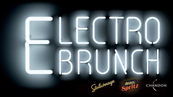 electro brunch